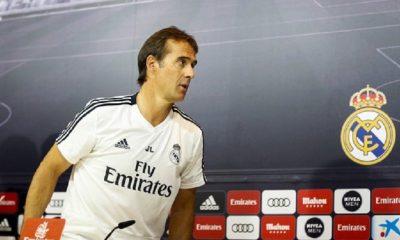 Mercato - Lopetegui Est-ce que j'aimerais avoir Neymar Je suis très heureux de l'effectif que j'ai actuellement