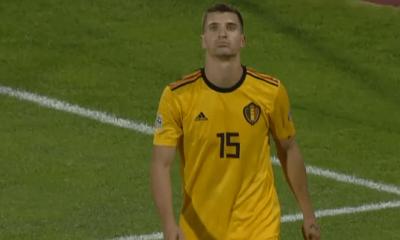 Meunier intéressant, mais pas décisif lors de la victoire de la Belgique contre l'Islande