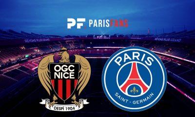 Nice/PSG - Le groupe parisien : beaucoup d'absents, mais Rabiot présent et Weah rappelé