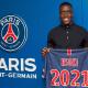 Le PSG annonce la signature du premier contrat professionnel de Stanley Nsoki !