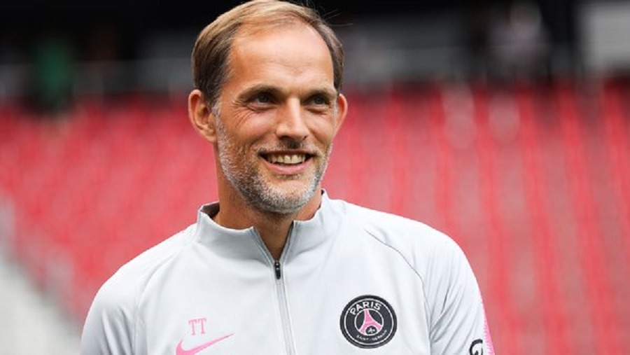 PSGAS Saint-Etienne - Tuchel détient désormais le record du meilleur départ à Paris pour un coach