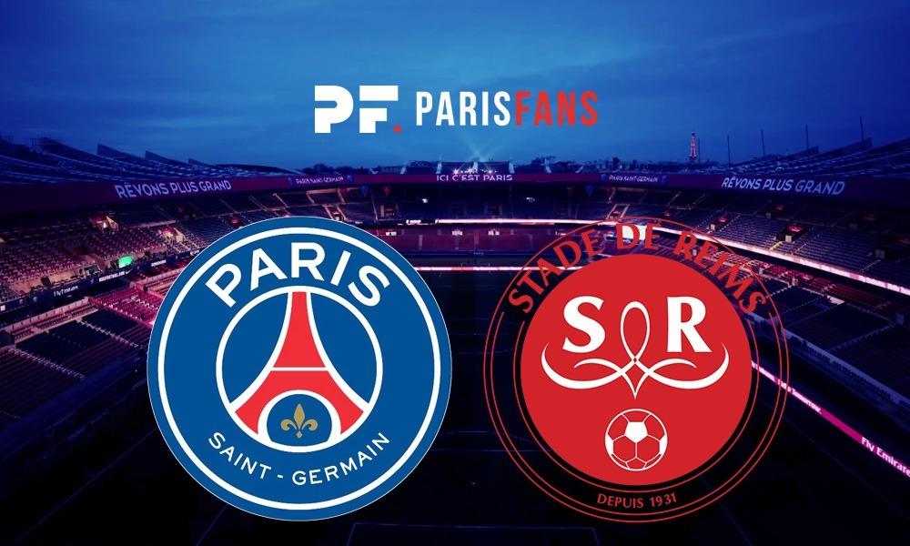 PSG/Reims - Les équipes officielles : Meunier et Di Maria sur le banc, Dagba et Diaby titulaires