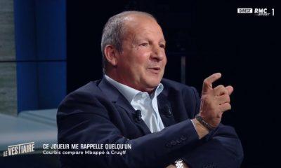 Rolland Courbis compare Mbappé à Johan Cruyff