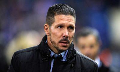"""Simeone """"Il y a des équipes qui n'ont pas d'histoire, comme Manchester City ou le PSG"""
