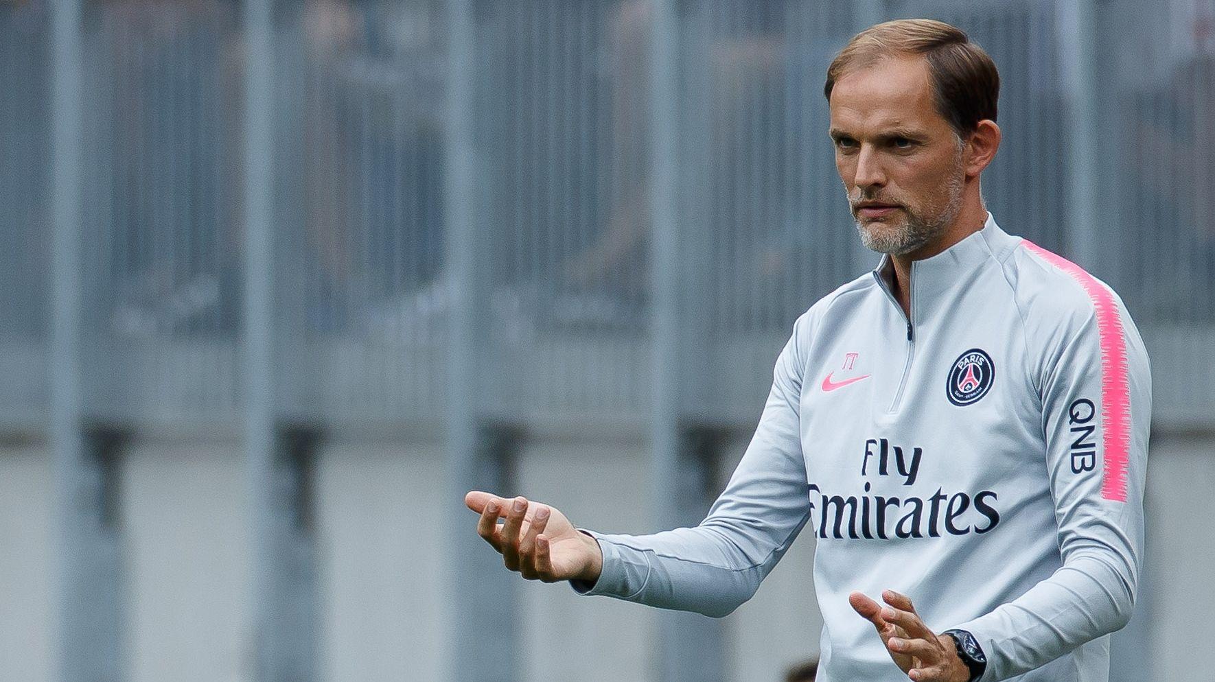 """Tuchel: """"C'est très important d'avoir de l'expérience en Ligue des Champions, le PSG manque de cela c'est clair"""""""