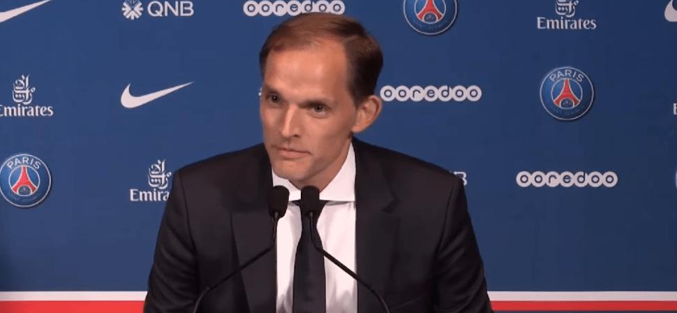 Rennes/PSG - Suivez en direct la conférence de presse de Thomas Tuchel