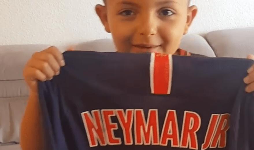 Zakaria, le garçon privilégié de l'après Nîmes/PSG, remercie Neymar