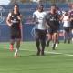 Liverpool/PSG - Suivez le début de l'entraînement des Parisiens ce lundi à 11h15