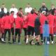 PSG/AS Saint-Etienne - Tous les joueurs ont participé à la séance collective, sauf Kurzawa et Dani Alves