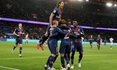 Les images du PSG ce mercredi : Une belle victoire peu célébrée pour le moment
