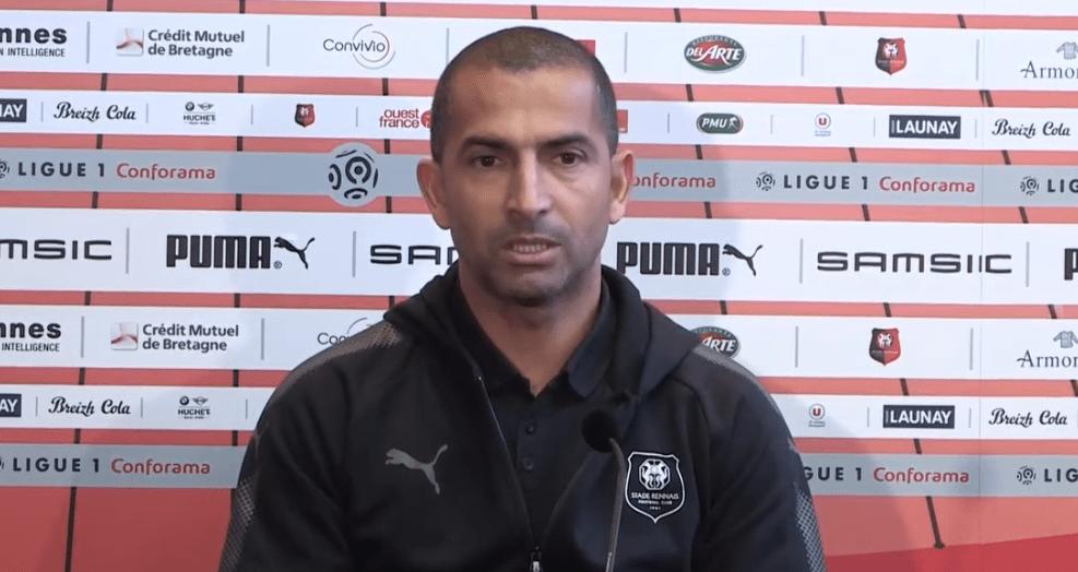 """Rennes/PSG - Lamouchi """"Être bon, ce ne sera pas suffisant, il faut être très bon partout"""""""