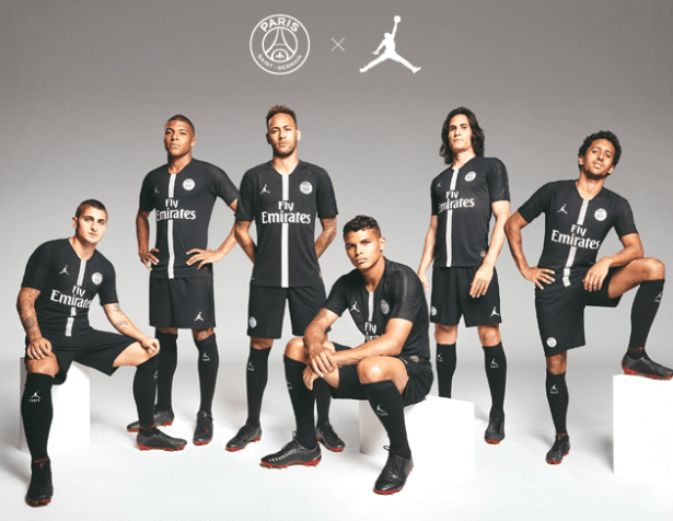 La collection PSG Air Jordan est en vente sur le site officiel du club et sera vendredi 14 septembre en boutique