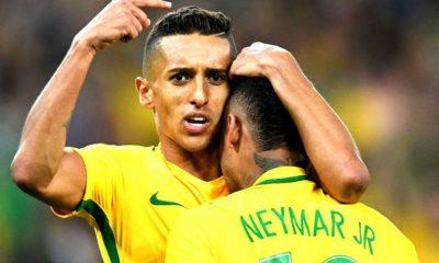 ArgentineBrésil - Les équipes officielles Neymar et Marquinhos face à Lo Celso