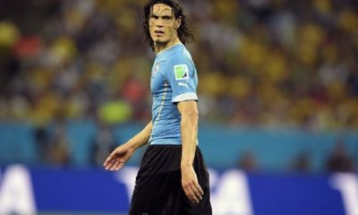 Cavani convoqué avec l'Uruguay pour la trêve internationale de novembre, avec le match contre la France
