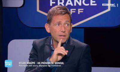 Riolo: « Mbappé, ça me rappelle Ronaldo, El Fenomeno »