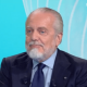 De Laurentiis évoque un retour de Cavani et l'intérêt du Napoli pour Areola