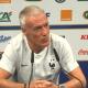 """Deschamps fait l'éloge de Kylian Mbappé """"j'ai le privilège qu'il soit Français"""" et encourage Presnel Kimpembe"""