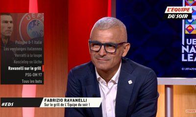 """Fabrizio Ravanelli: """"Verratti, c'est un joueur qui a des qualités extraordinaires"""""""