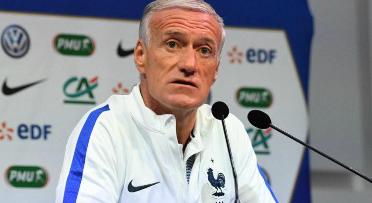 FranceIslande - Deschamps explique la non-titularisation de Mbappé par un ressenti musculaire