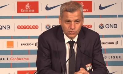 """PSG/OL - Génésio """"on a su mettre en difficulté cette équipe de Paris...La moindre défaillance se paye très cher"""""""