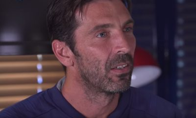 Gianluigi Buffon interview PSG
