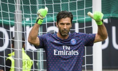 """Buffon: """"Je me bats pour gagner la Ligue des Champions"""""""
