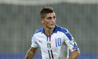 Italie/Ukraine - Les équipes officielles : Marco Verratti titulaire !