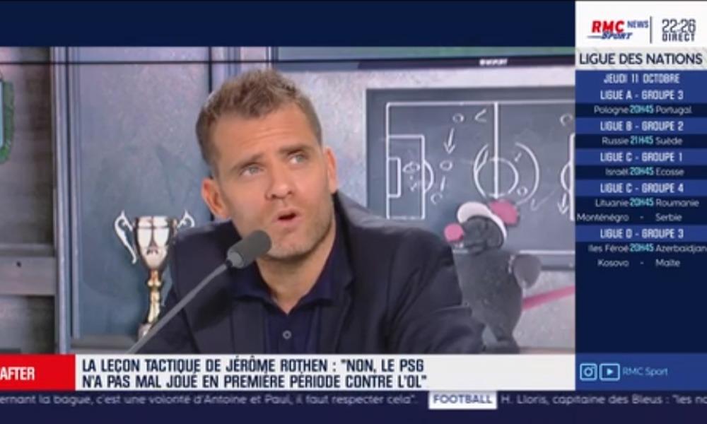 Rothen apprécie la capacité d'adaptation du Paris Saint-Germain