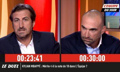 Micoud s'insurge contre les notes de Mbappée dans L'Equipe et le Parisien