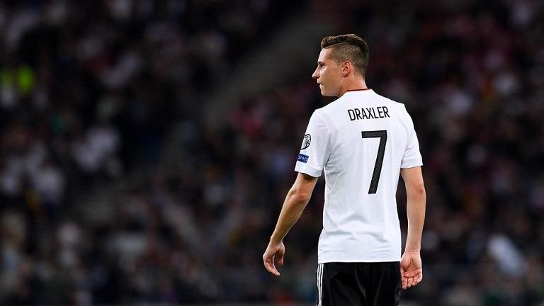 Draxler, Trapp et Kehrer convoqués avec l'Allemagne pour la trêve internationale d'octobre