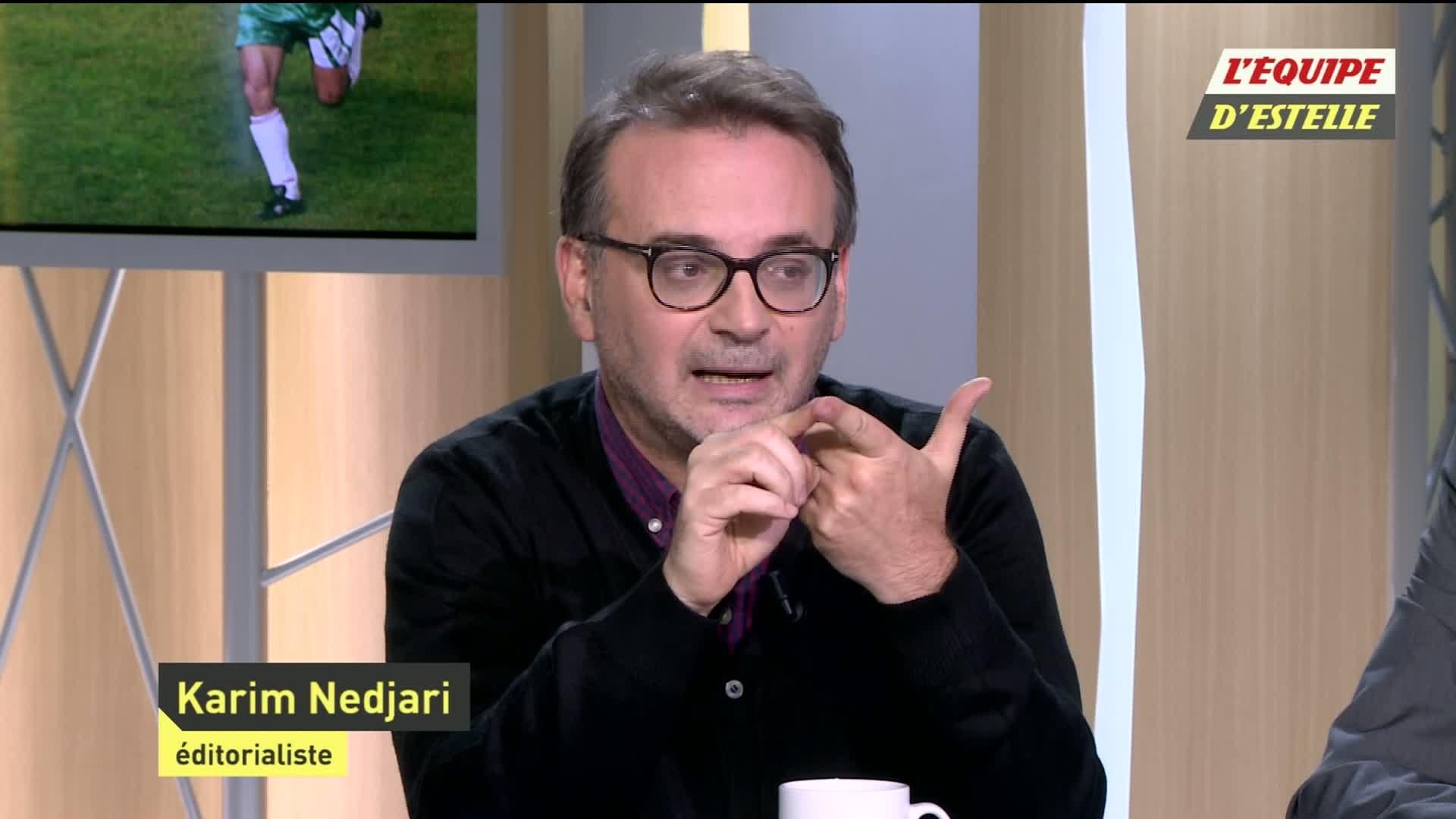 """Nedjari: """"Neymar est sur la même lancée que lorsqu'il était arrivé en France"""""""
