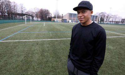 Kylian Mbappé interview