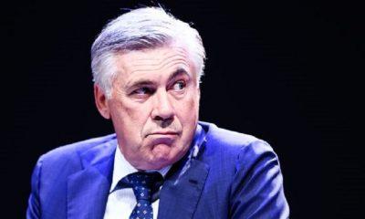 """Ancelotti """"Le match de mardi devient crucial pour la qualification... Je n'ai jamais eu une équipe aussi équilibrée au paravant..."""""""