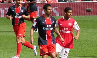 Le fils de Pauleta est en stage au PSG, mais pas pour jouer