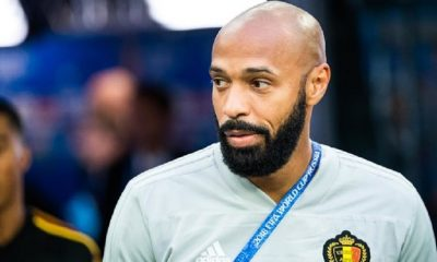 Ligue 1 - Thierry Henry est le nouvel entraîneur de l'AS Monaco, c'est officiel