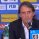 """Mancini """"Verratti ? C'est différent de le regarder jouer avec son club...J'espère qu'il va pouvoir apporter ses qualités"""""""