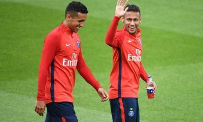 Marquinhos Neymar Bonne chance au Real et au Barça...je ne vois aucune raison qui le pousserait à partir
