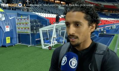 """OM/PSG - Marquinhos """"Il faut gagner et redonner cette joie à nos supporters"""""""
