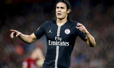 Mercato - L'Atlético de Madrid toujours intéressé par la situation de Cavani, indique AS