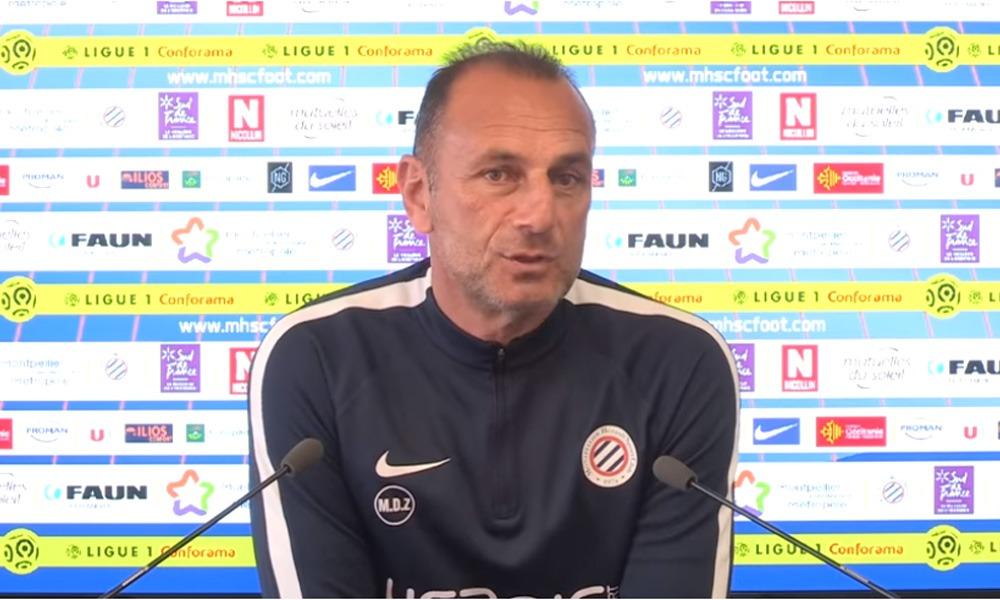 Selon Der Zakarian, le problème du PSG n'est pas la Ligue 1 mais plutôt l'état d'esprit