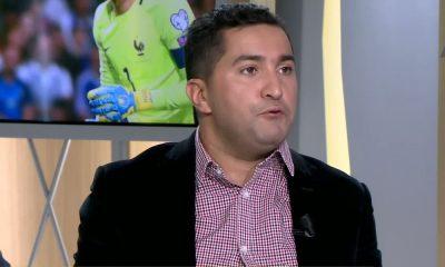 Nabil Djellit évoque la concurrence Buffon-Areola