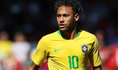 Neymar En 10 ou ailier Je suis heureux, je ne fuis pas mes responsabilités sur le terrain