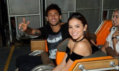 Neymar et sa compagne Bruna Marquezine se séparent