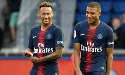 Neymar + Mbappé PSG
