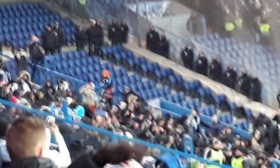 OM/PSG - Des incidents importants avant la rencontre entre supporters marseillais et forces de l'ordre