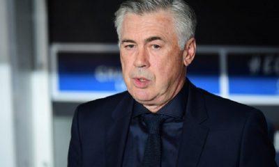 PSGBelgrade - Ancelotti Le PSG va gagner le match à domicile, il n'y aucun doute