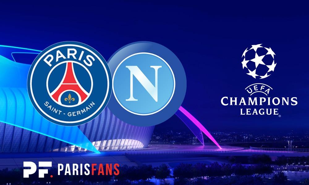 PSG/Naples - Les équipes officielles : Paris en 4-2-3-1 avec Verratti et Di Maria