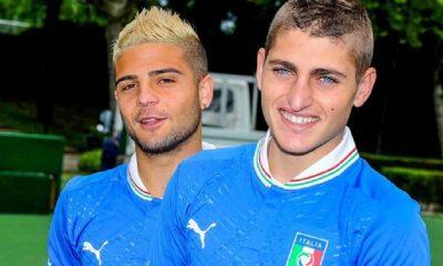 PSGNaples - Daniele Sebastiani évoque l'amitié entre Verratti et Insigne
