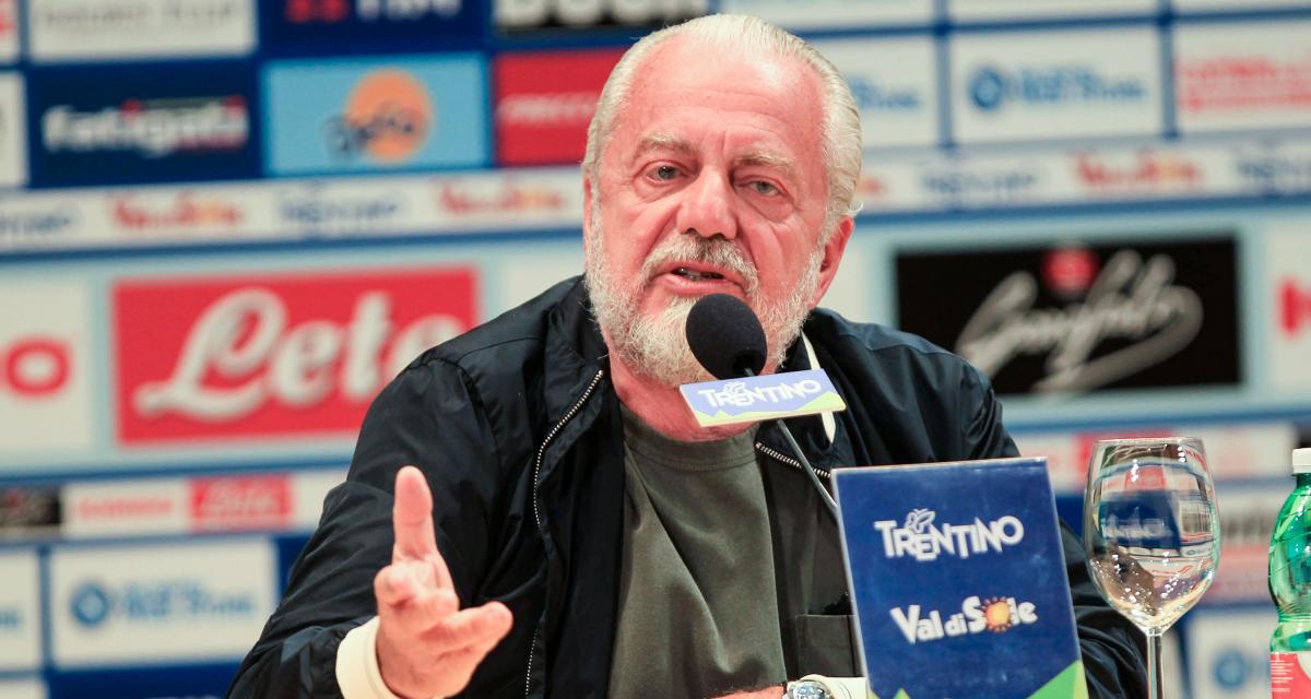 PSG/Naples - De Laurentiis «C'est un problème politique. Le Paris Saint-Germain pourrait s'appeler Paris Qatar»