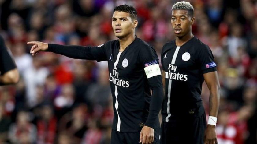 PSG/Naples - Thiago Silva forfait, selon Yahoo Sport